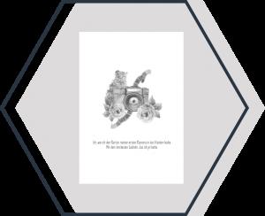 ungecovert - Buchcover und Branding Buchsatz Jules Melony Beispiel