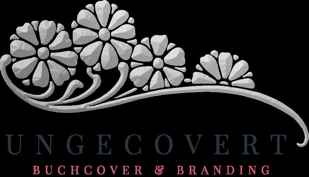 ungecovert Buchcover und Branding Logo