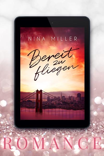 Portfolio Referenz Buchcover Bereit zu fliegen - Nina Miller