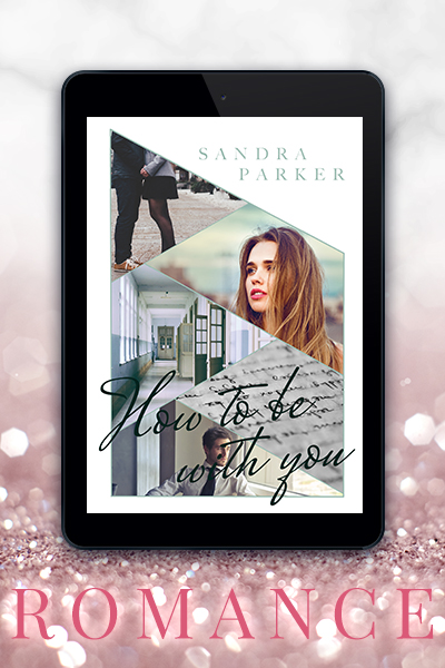 Portfolio Referenz Buchcover How to be with you - Sandra Parker