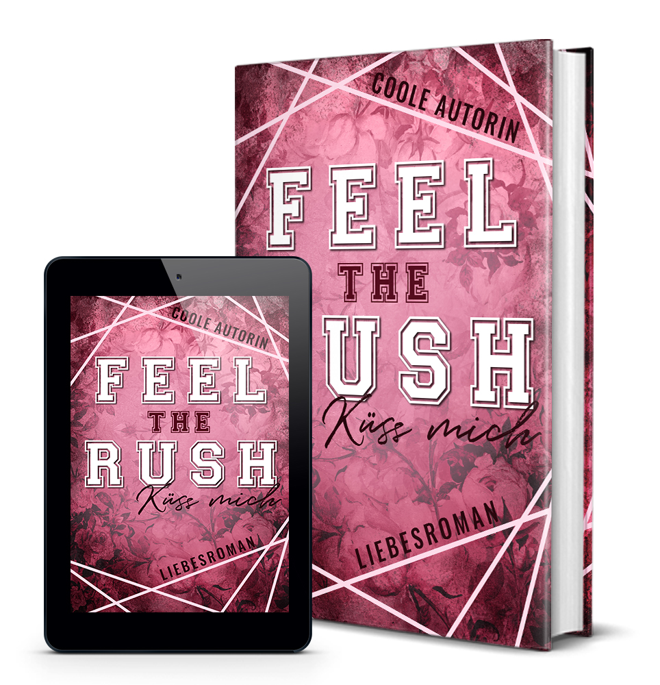 Mock up Buchcover E-Book und Umschlag