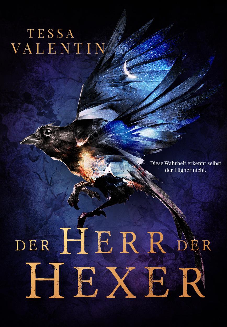 Buchcover Der Herr der Hexer - Tessa Valentin